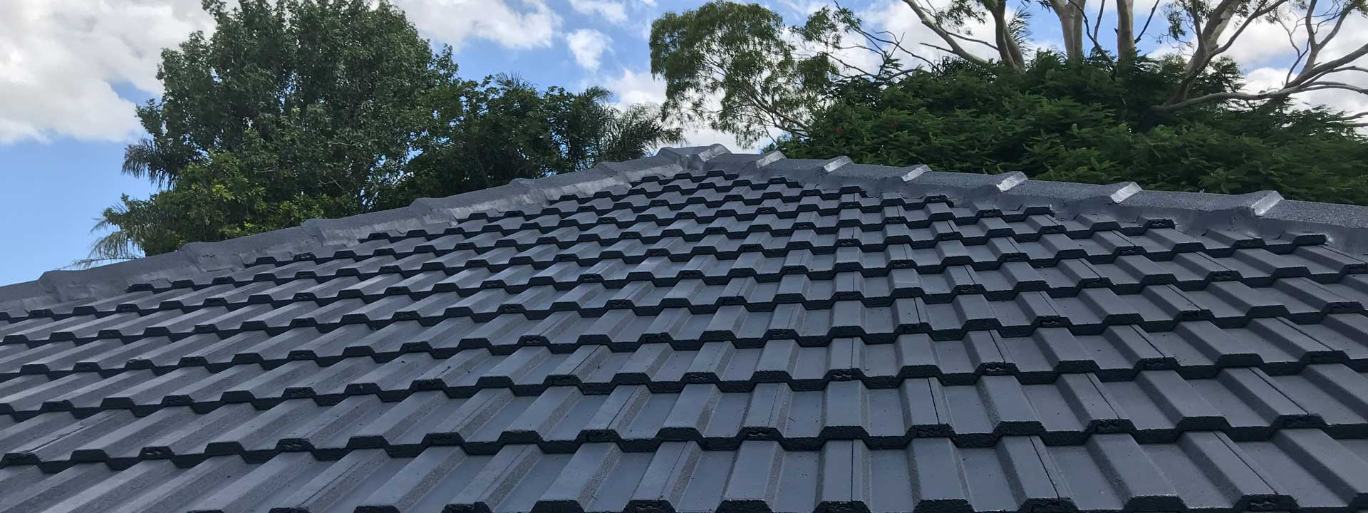 Tile Roof Restoration Brisbane